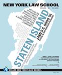 New York Law School Magazine, Vol. 33, No. 1