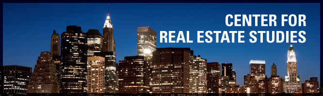 Center for Real Estate Studies