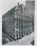 New York Law School's First Home, The Equitable Building at 120 Broadway