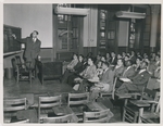 New York Law School Students in Classroom at 244 William Street