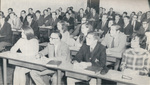 A 1960s Era Classroom by New York Law School