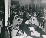 Learning Legal Research in the Library, Circa 1950s