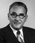 Nathaniel Goldstein, Class of 1918, served as New York Attorney General from 1943-1954 and as special counsel for the law firm of Finley, Kumble, Wagner, Heine & Underberg.