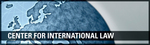 Academic Centers and Programs: Center for International Law