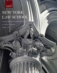 1997 Commencement Program by New York Law School