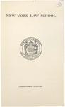 1962 Commencement Program