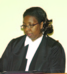 Hon. Clare M. Henry, Class of 1979, is a High Court Judge on the Eastern Caribbean Supreme Court.