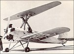 Gerardus Post Herrick, Class of 1897, was a Lawyer & Engineer, and is Considered the Father of the Convertoplane.