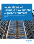 Foundations of Business Law and the Legal Environment (2012)