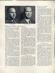 Glover Johnson, Class of 1925, became the twenty-first partner at the firm of White & Case in 1936.