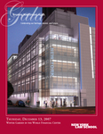 2007 Gala Program