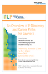 An Overview of E-Discovery and Career Paths for Lawyers