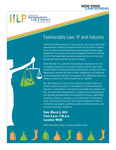 Fashionably Law: IP and Industry
