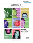 GAMIFY IT: Meet Professors, Collect Cards, Win Prizes by New York Law School