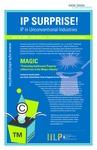 IP SURPRISE! IP in Unconventional Industries (Magic)