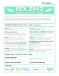 FCX 2013: FREE CULTURE CONFERENCE by New York Law School