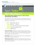 Tech Talks: NET NEUTRALITY WITH PROFESSOR THOMAS HAZLETT, BRUCE REGAL, AND MICHAEL SANTORELLI by New York Law School