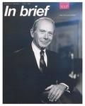 In Brief, vol 13, no. 2, Winter 1995