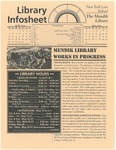 Library Infosheet, vol. 14, no. 5, 2004 by Mendik Library