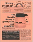 Library infosheet, vol. 14, no. 6, 2004 by Mendik Library