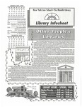 Library infosheet, vol. 3, no. 4, 1993 by Mendik Library
