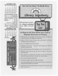 Library infosheet, vol. 4, no. 2, 1993 by Mendik Library