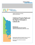 Intellectual Property Rights and the Right to Participate in Cultural Life by Molly Beutz Land