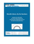 Academic Year: 2016-2017 by The Mendik Library