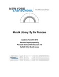 Academic Year: 2017-2018 by The Mendik Library