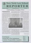 New York Law School Reporter v. 11, no. 7, April 1994