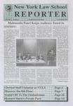 New York Law School Reporter, vol 11, no. 5, December 1993