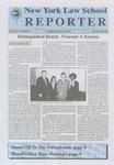 New York Law School Reporter, v. 11, no. 3, September 1993