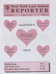 New York Law School Reporter, v. 12, no. 1, February 1995