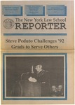 New York Law School Reporter, v. 10, no. 1, October 1992