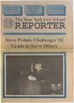 New York Law School Reporter, v. 10, no. 1, October 1992