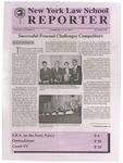 New York Law School Reporter v. 11, no. 10, October 1994
