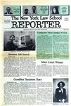 New York Law School Reporter March 1991