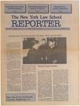 New York Law School Reporter, vol 8, no. 2, August 1991