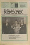 The New York Law School Reporter, vol. 9, no. 3, November, 1991