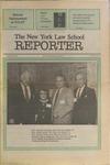 The New York Law School Reporter, vol. 9, no. 3, November, 1991