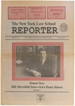 The New York Law School Reporter, vol 9, no. 4, February 1992