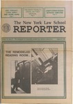 The New York Law School Reporter, vol 9, no. 5, March 1992