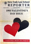 New York Law School Reporter, v. 10, no. 4, February 25, 1993