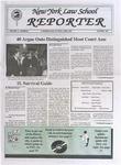 New York Law School Reporter, vol 11, no. 2, October 1995