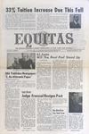 Equitas, vol IV, no. 2, Tuesday, October 31, 1972
