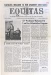 Equitas, vol III, no. 1, September 13, 1971