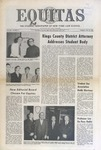 Equitas, vol I, no. 4,  Tuesday, May 12, 1970
