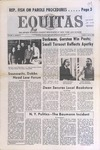 Equitas, vol 3, no. 6, Tuesday, May 9, 1972