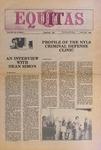 Equitas, vol. XIII, no. 5, April, 1983