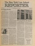 The New York Law School Reporter, vol V, issue 2, December 1987